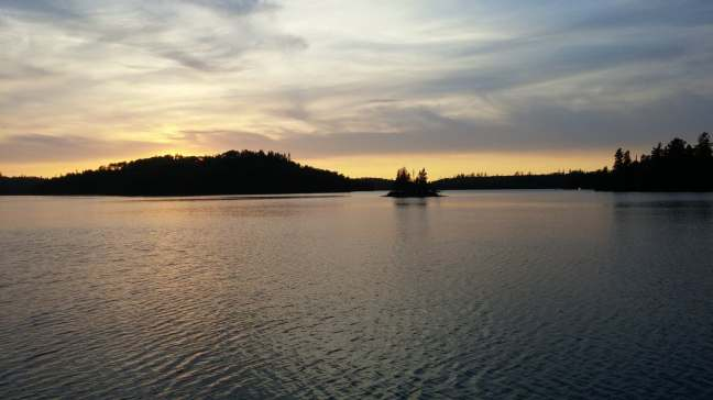 Loon Lake, Gunflint Trail