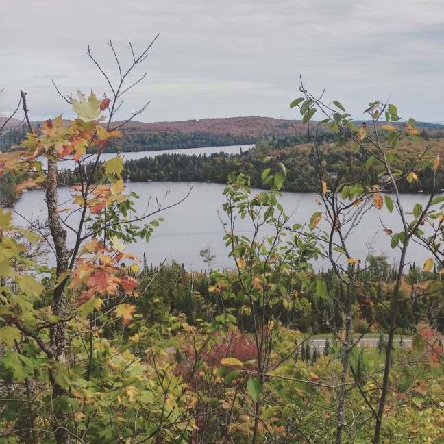 Caribou Lake, Lutsen