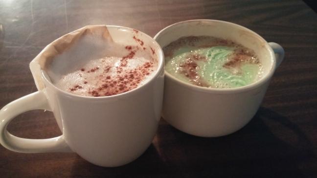 Thunder Bay coffee shop